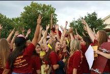 Bid Day / Bid Day is arguably the best day of the year!
