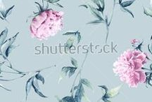 Illustration / commercial illustration, pattern, photostocks, print, fabric