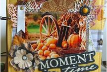 Scrap/Album/Autumn time
