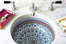 Дачный домик/Ванная / Подборка материалов и примеров оформления