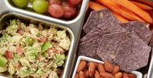 Easy Lunchbox Recipes / Easy-to-make lunch recipes that everyone from kids to adults will enjoy.