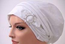 Hair Coverings / Hats, Snoods, Scarves, Tichels, Mitpachat, Moriya Snood, Caps