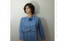 Modest Tzanua Tznius Dresses / A truly modest dress is one that hides the shape of the wearer.