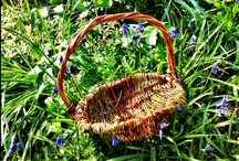 Basket Willow Weaving / Courses held at Forest Garden Shovelstrode, Sussex