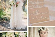 Wedding colors / by Jenny Sullivan