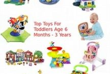 My Favorite Toys and Children's Equipment