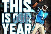 Carolina Panthers / by Daniese Smith