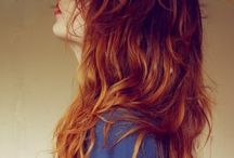 Hairstyles / I wish I had this beautiful hair..
