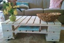 Pallets and Crates / by Darla Lucas