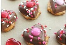 Love is in the air / We're excited to celebrate Valentine's Day! Spread the love with these lovely recipes.