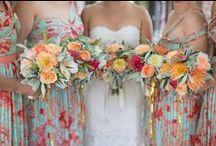 wedding / Hochzeitsinspiration - Deko, Haare etc.