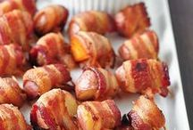 Oh Beautiful, Beautiful Bacon. / People are so obsessed with bacon lately; we've been obsessed our entire lives. These beautiful bacon recipes are only for those that can handle the awesomeness that bacon is.