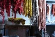 Natural dyes / are some of the most wonderful gifts of nature!