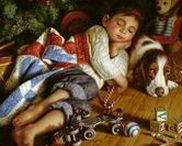 Jim Daly Art / Wonderful paintings of Jim Daly