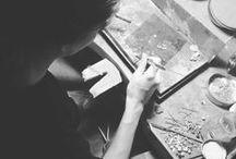 Atelier / Melike Gündüz / Atölye Halleri ♥