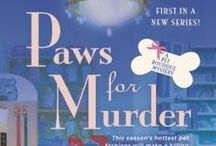 """Purr""fectly Dog-gone Good Cozy Mysteries / Cozy Mysteries with dogs, cats and pets of all sorts"