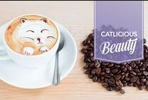 Catlicious Beauty / All the pretty silly things inspired by cats - of course!