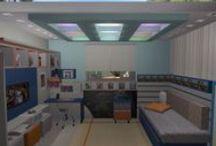 Meus Projetos / Projetos Design de Interiores