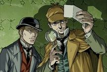 The Game is Afoot... all things Sherlock / All things Sherlock Holmes