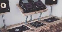 DJ Tables 4 Home