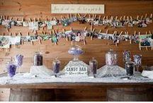 dekoracje weselne - inspiracje
