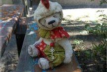 Тедди (Чудес творение, Стуликова Наталья) / Мишки тедди для продажи