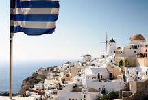 ❥ Opa! / I wish I was Greek...