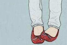 ✏ Study: Shoes | Legs | Feet