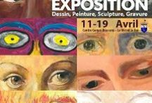 Les expos du moment /  De la peinture, sculpture, photo... pour tous les goûts !