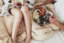 ❥ Goodmorning, Gorgeous / One day I'm going to wake up, roll over on my side, and kiss the love of my life goodmorning.