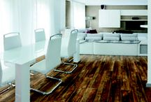 We Got Wood / Our range of wood effect tiles