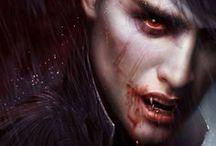 ☉ Theme:  Vampires