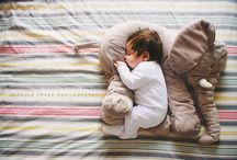❥ Le Bebe / A very young child.