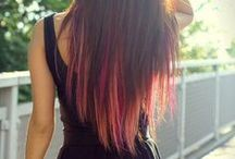 I dream of having unicorn hair!