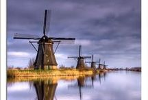 Holland on a Postcard