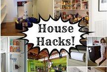Around the House Hacks & Tips