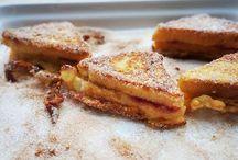 Sandwiches & Frühstück / Leckeres zum Frühstücken und für Zwischendurch