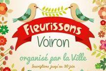 Fleurissons Voiron