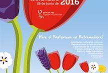 IV Primavera Enogastronómica 2016 / La primavera Enogastronómica de la ruta del Vino Ribera del Guadiana. Un evento que te permite disfrutar de los cinco sentidos con un amplísimo programa de actividades relacionadas con el mundo del vino, el cava, la gastronomía, la naturaleza y la cultura durante la estación de mayor esplendor. Del 24 de marzo al 26 de junio. http://www.rutadelvinoriberadelguadiana.com/eventos/agenda/