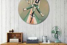 ► Disk Art Prints / wall art, wall decor, home decor, interior design, framed art prints, disk prints, glass prints, aluminium prints, canvas prints, fine art, illustration, digital art, curioos, designinspiration, homedecor,