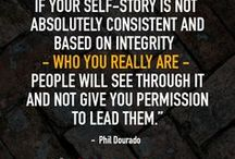 Our Quotes (Leadership Hub) / These are distilled quotes or memes by the Leadership Hub from around the web in respect for the awesome leadership quotes that people have created.  We distill them specially