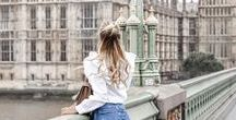 Outfit Inspiration / Blogger ideas & pretty outfits to covet.