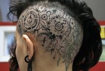 Body art // Tattoo