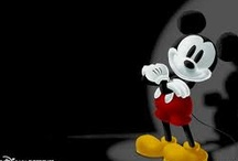 Mickey Mouse / by Yvan Vasovic