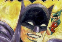 MIGUEL CASTRO Fine Art and Comics