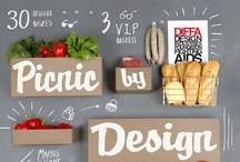|food design and graphic
