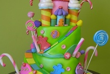 cakes / by sheryl mcleod