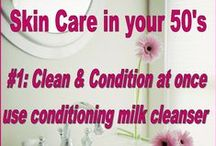 Skin Care in Your 50's