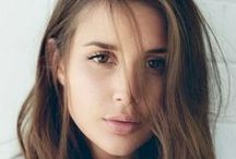 Make up, hair & skincare / A collection of beautiful hair styles, make up looks and beauty ideas.
