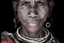 africa: subsaharan area / nature, architecture, people and culture from black africa.